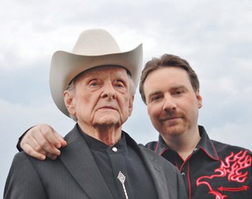 A Father and Son Story at Roots Rendezvous – The Legacy of Dr. Ralph Stanley Continues Through His Son Ralph Stanley II